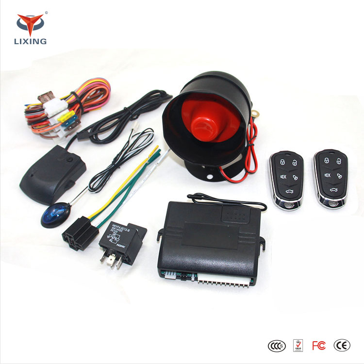 Auto car equipment,best choose ,easy to install car alarm, best car alarm systems