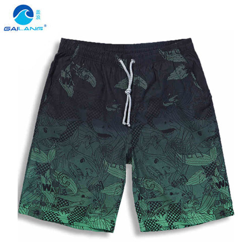Summer Quick Dry Mens Beach Shorts Brand Mens Shorts Casual Swimwear Men's Shorts Hip Hop Mens Board Shorts Bermuda