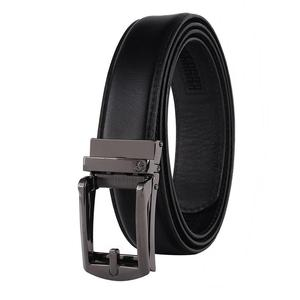 NPET AT010 Genuine Leather Men's Adjustable Perfect Fit Leather Belt