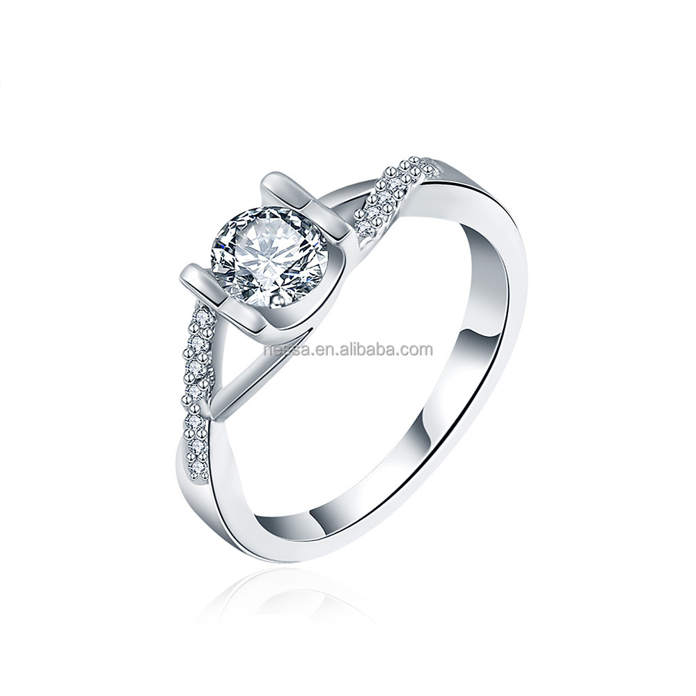 Fashion new model wedding ring Wholesale NSKN-0029