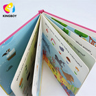 Lift the flap book board book children book printing