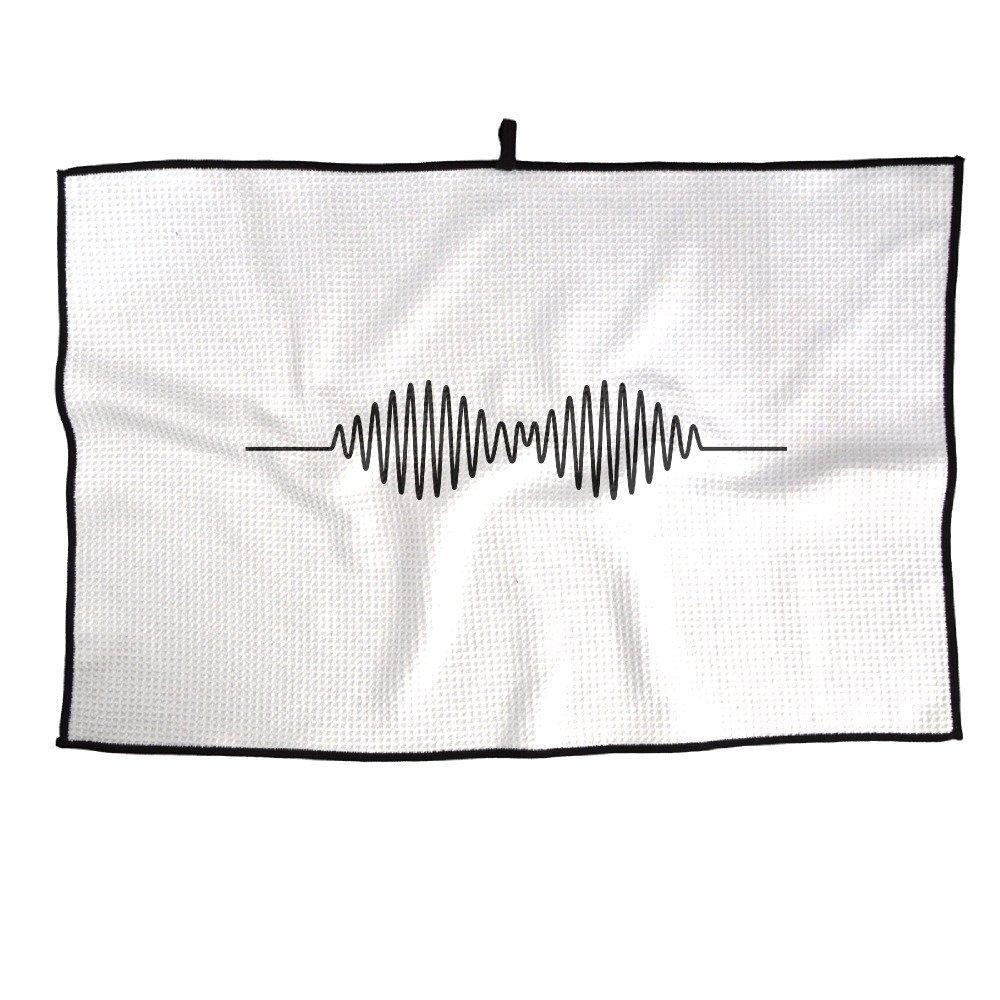Novelty Arctic Monkeys AM Clemson Golf Towel