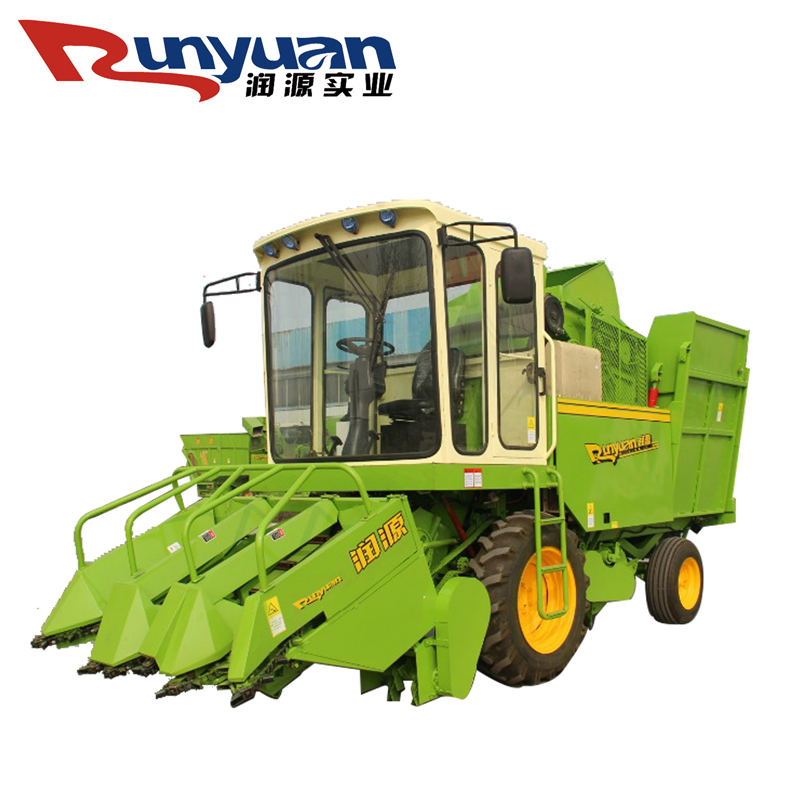 Rice Wheat Reaper Binder Machine Mini Harvester