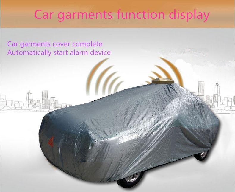 Hot sell automatic car auto covers anti-hail car cover universal