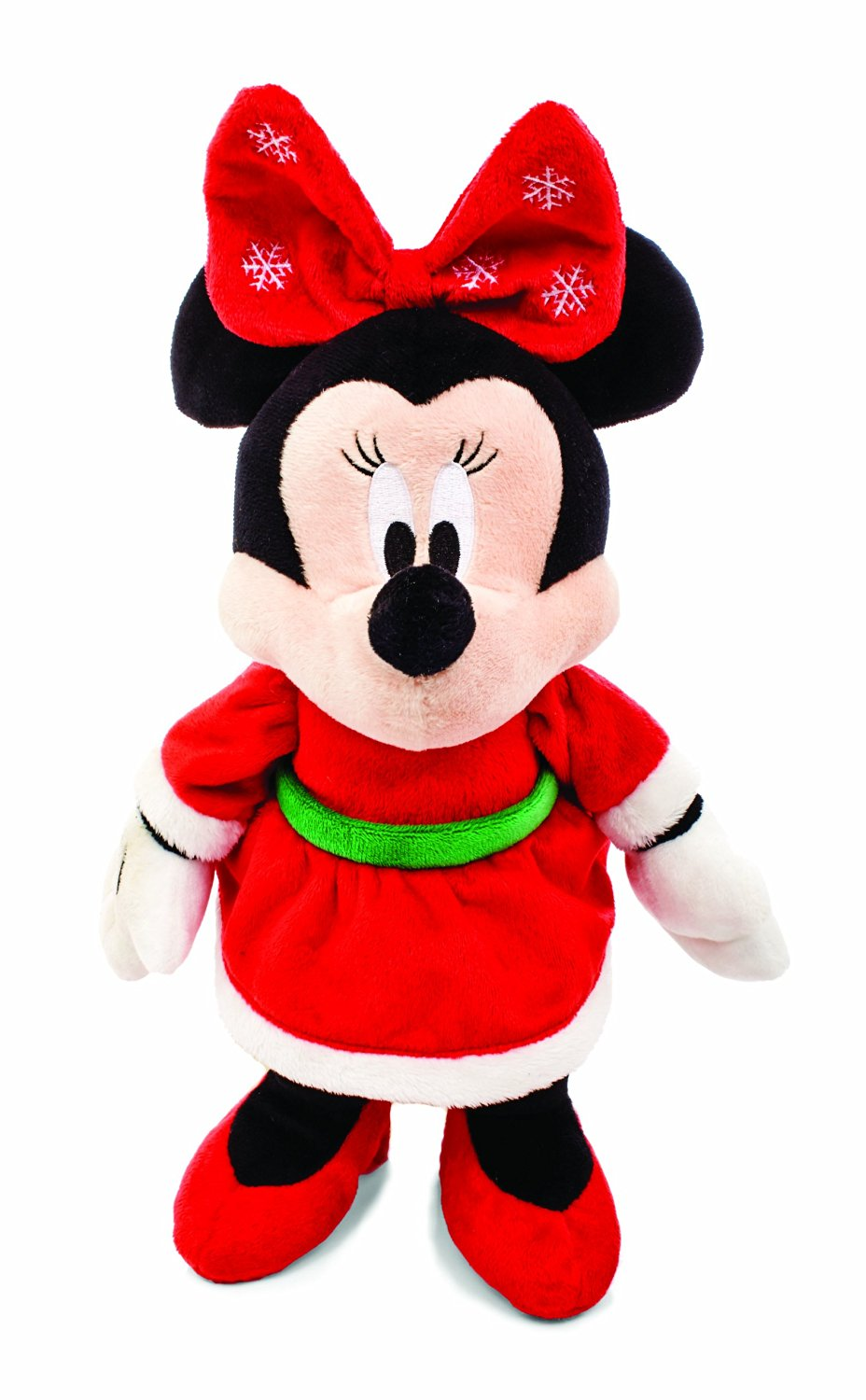 Disney Baby Minnie Mouse Holiday Plush