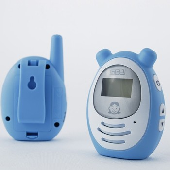 new high quality portable professional home interphone audio baby monitor sound alarm