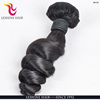Fast Shipping Samples Raw Unprocessed Free Shed Free Tangle human hair extension brazilian virgin