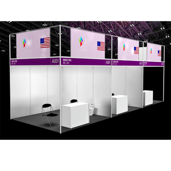 Standard Trade Show Booth Ideasshow Booth Display Accessories