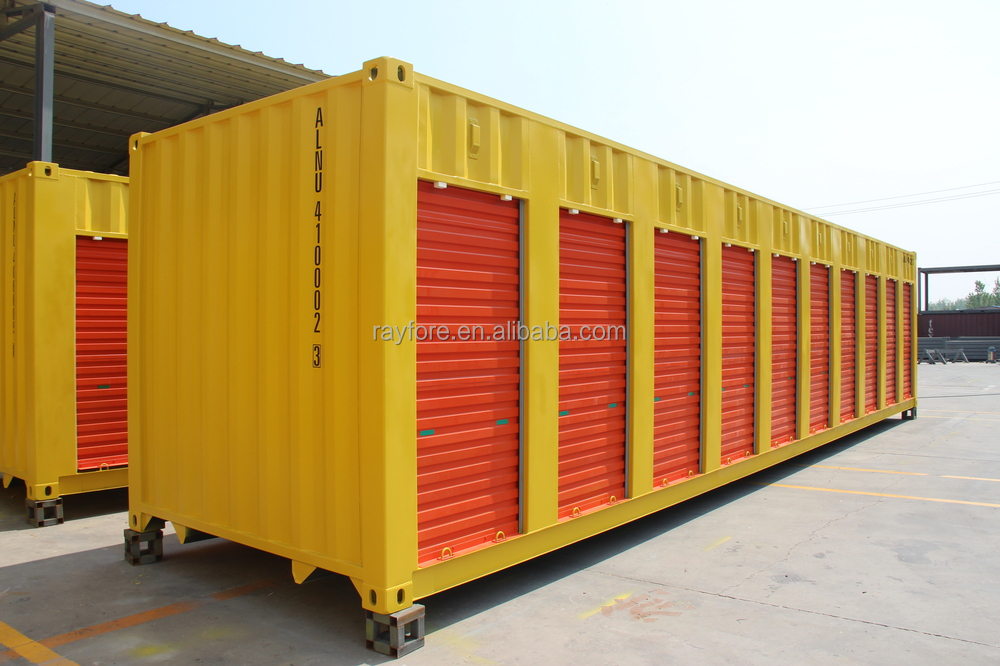 storage container Type and CSC Certification self storage container