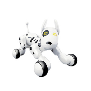 2018 Professional Smart walking toy rc robot dog