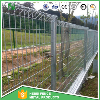 Hot-dipped Galvanized Welded Wire Mesh Brc Fence Malaysia - Buy Brc ...
