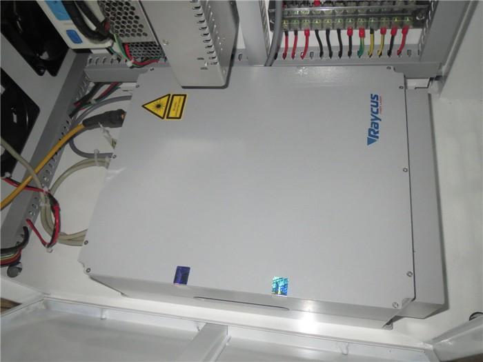 fiber laser marking machine for metal and non-metal