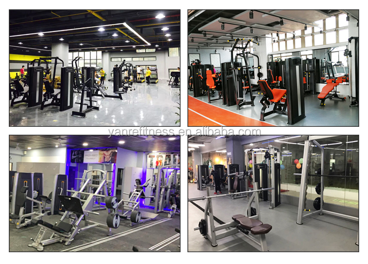 Groothandel nieuwe ontwerp oefening functionele trainer machine commerciële gym fitness apparatuur 4 station Multi Gym