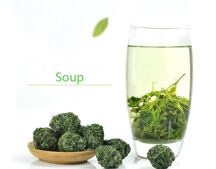 Gynostemma tea JiaoGuLan Herbal Tea Leaves - 4uTea   4uTea.com