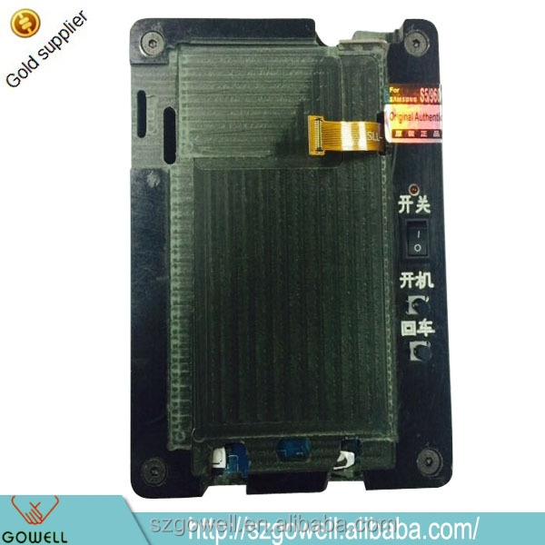 lcd test board digitizer display LCD tester for Samsung galaxy S5