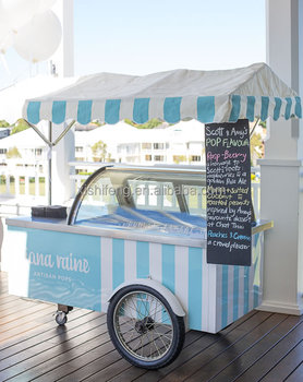 Xsflg Italy Style Popsicle Ice Cream Vintage Cart Buy