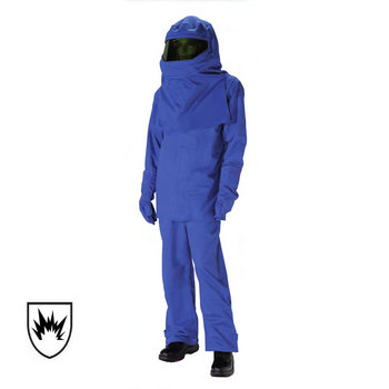 Electrical Power Grid Arc Flash Protective Clothing Suit 4 - 40 Cal Available