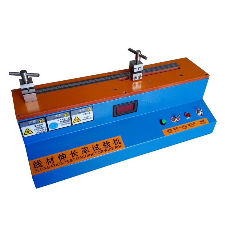 High quality Elongation <strong>Tester</strong> / Test Machine for Copper Cable and Wire