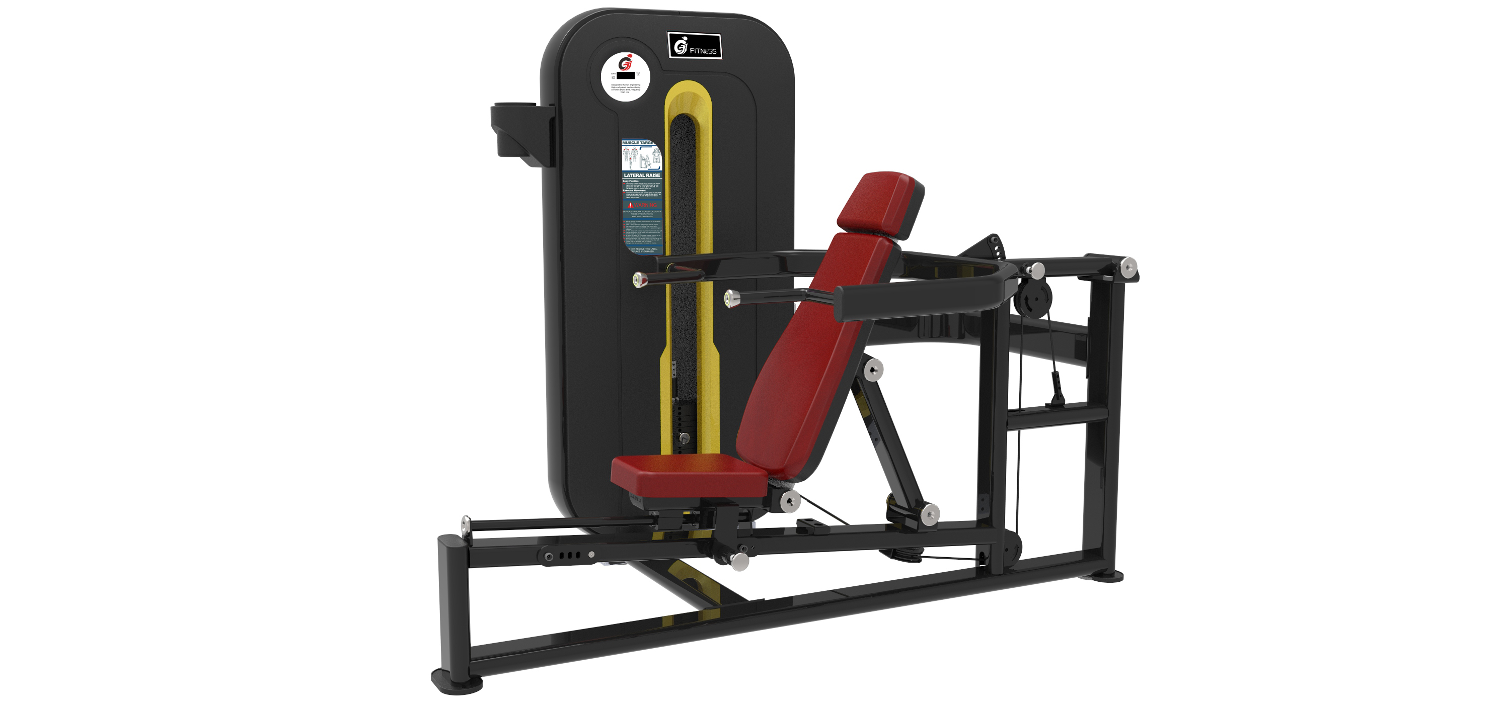 Gym Strength Use Fitness Equipment Dual Station Multi ...
