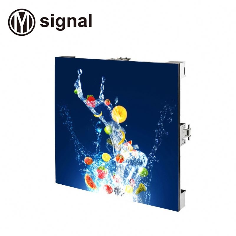 Outdoor Fixed Advertising P4 Led Display Screen Board