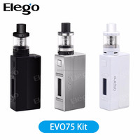 2016 First Batch Aspire EVO75 Full Kit with NX 75 Mod and Atlantis EVO Tank newest aspire 75w kit in July