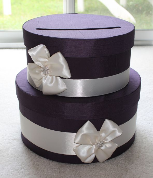 Invitation Box With Magnet And Ribbon, Invitation Box With Magnet ...