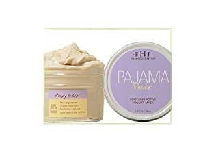 Farmhouse Fresh Pajama Paste Yogert Oat Honey Face Mask