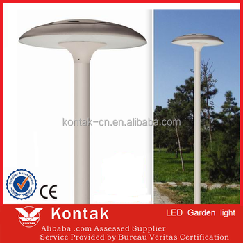 Popular Design Outdoor Walkway Lamp 35w 50w 60w Led Garden Lighting Pole  Light