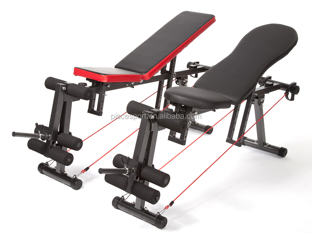 ab workout bench abdominal exercise chair gym multi bench