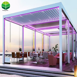 Custom Aluminum Pergola, Custom Aluminum Pergola Suppliers