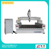 high Z 400mm Wood CNC Carving Machine with Mach3 controller 4th rotary axis ZKM-1325B 1300*2500mm