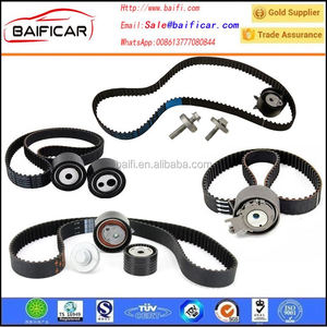 KTB300 auto rubber timing belt kits for FIAT 131/132/DUCATO