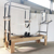 Wooden yoga Pilates Cadillac reformer trapeze table