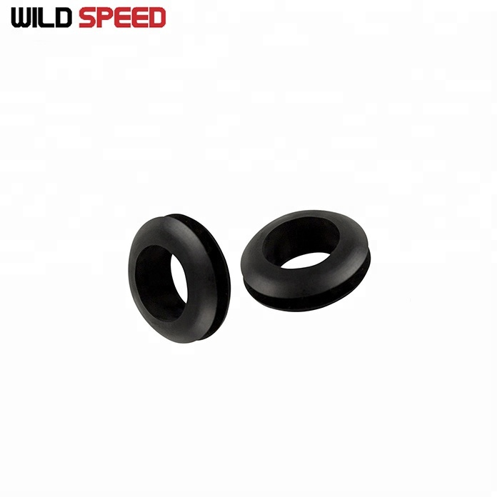 Electric Cable Protector Rubber Wiring Grommets 1/4