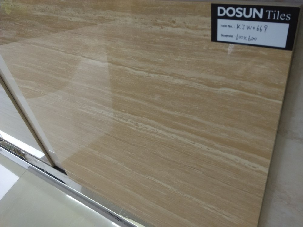 how to clean polished porcelain floor tiles