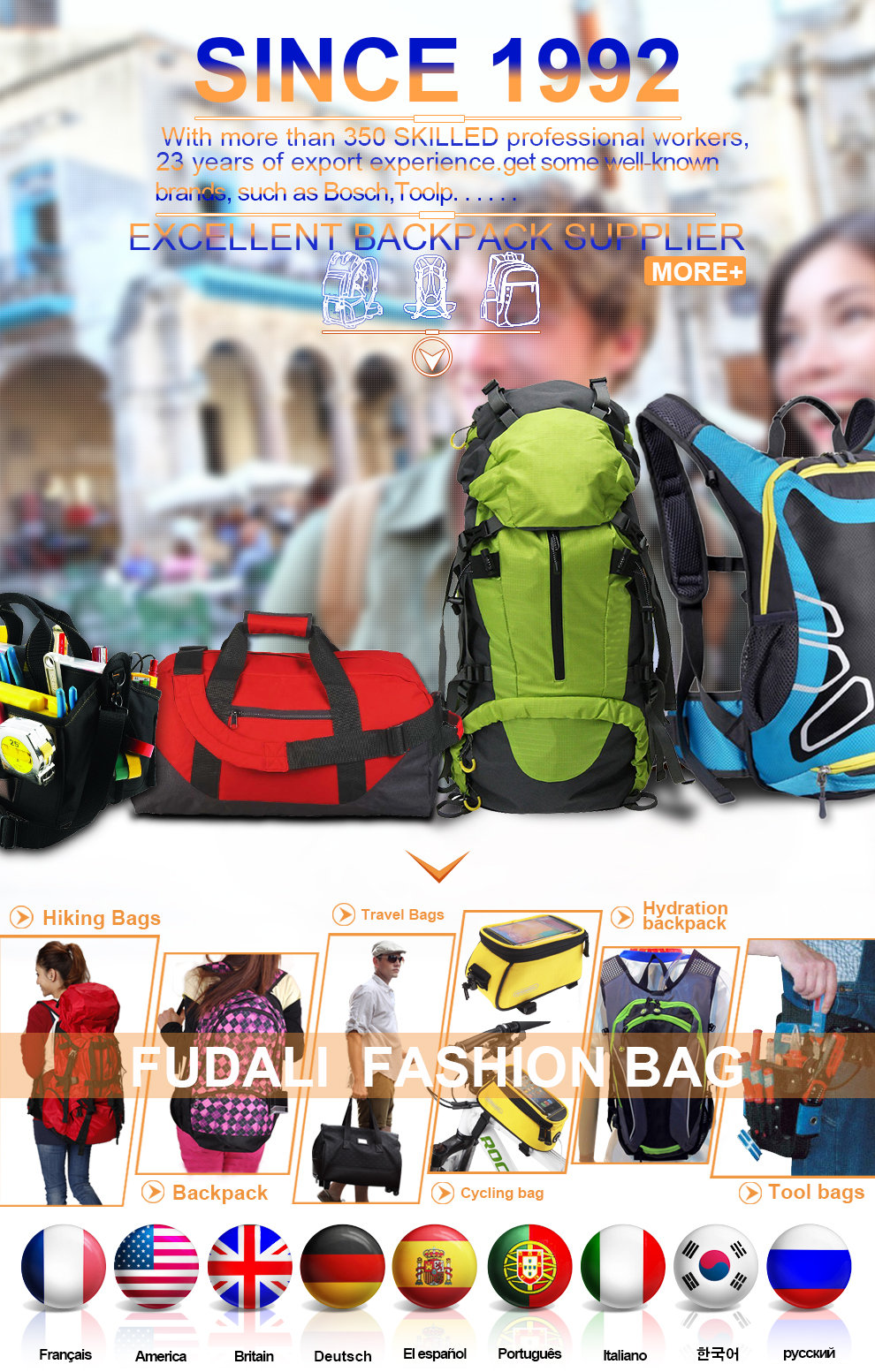 Camping & Hiking Light Portable Outdoor Bags Adults Cycling Backpacks Outdoor Sports Bag Bicycle Light Backpack 6 Colors Mountaineering Bags Profit Small Sports & Entertainment