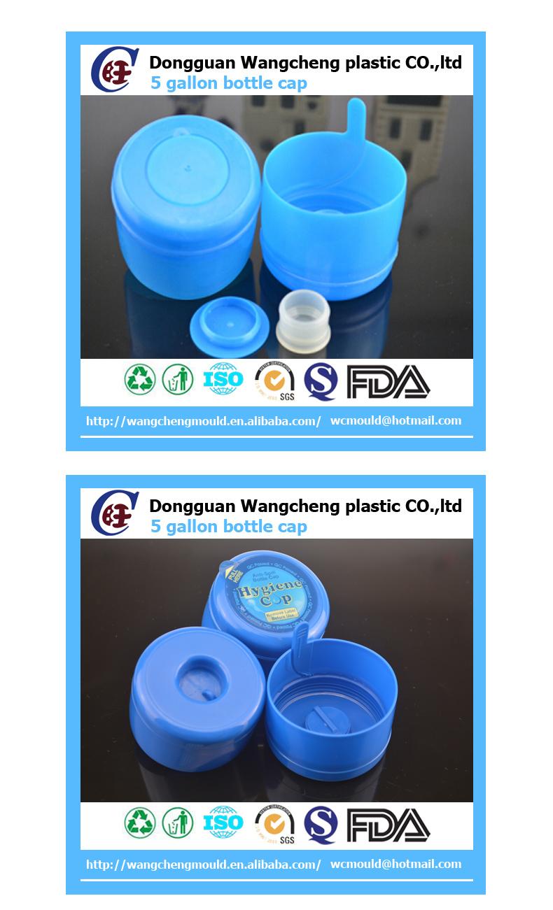 Wholesale Plastic Manufacturer 19 Liter Water Bottle Caps