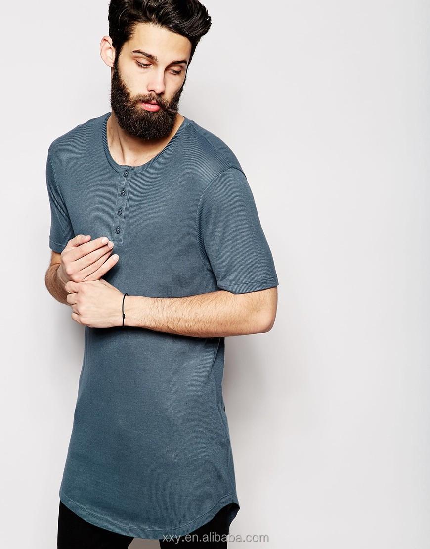 Super Longline T Shirts Soft And Thin T-shirts Tall Tee Fashiion ...