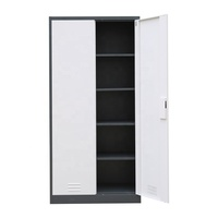 Multi-function Hotel Steel Spa Cabinets ,Metal Filling Cabinet
