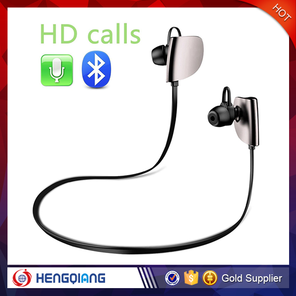 Cheap price bluetooth 4.1 headphone jack connector sports wired headphone