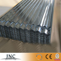 zinc corrugated roofing sheet / zinc steel roofing sheets weight