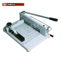 40Mm Thickness Heavy Duty 858-A4 Guillotine Paper Cutter