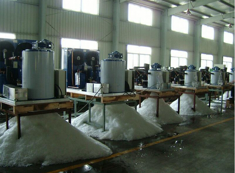 8 Tons Flake Ice Machine For Sale/commercial Equipment China ...