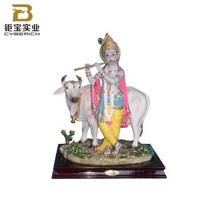 Low Price Room Decoration India God Table Top Statue