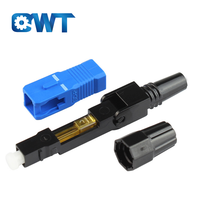 QWT rohs certificate pc 2.0mm assembled patch cord accessory fiber optic sc connectors