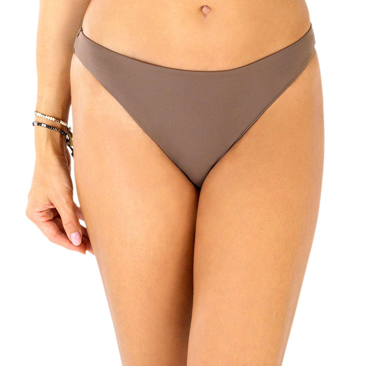 cb9ba6591b Get Quotations · ROSME Lingerie Women's Swimwear Swimsuit Beachwear Bottoms  Knickers/Briefs, Collection Fiji