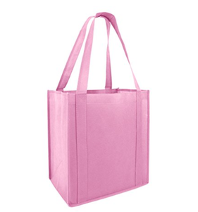 Eco Friendly Reusable Folding Non Woven Tote Shopping Bag With Custom Logo