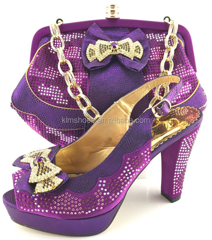 Italian And Set Italian And Bags Fashion Shoes Women Shoes And Party Bags ME6608 Matching Design Shoe Bag rO1qgr