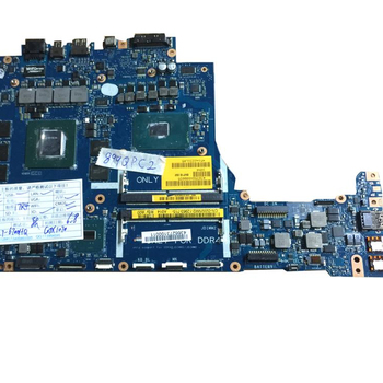 For Dell Alienware 17 R4 Laptop Motherboard Cn-0vwnm2 0vwnm2 Bap10 La-d751p  With I7-6700hq Cpu Gtx1070 Gpu Ddr4 Mb 100% Tested - Buy M17x R4