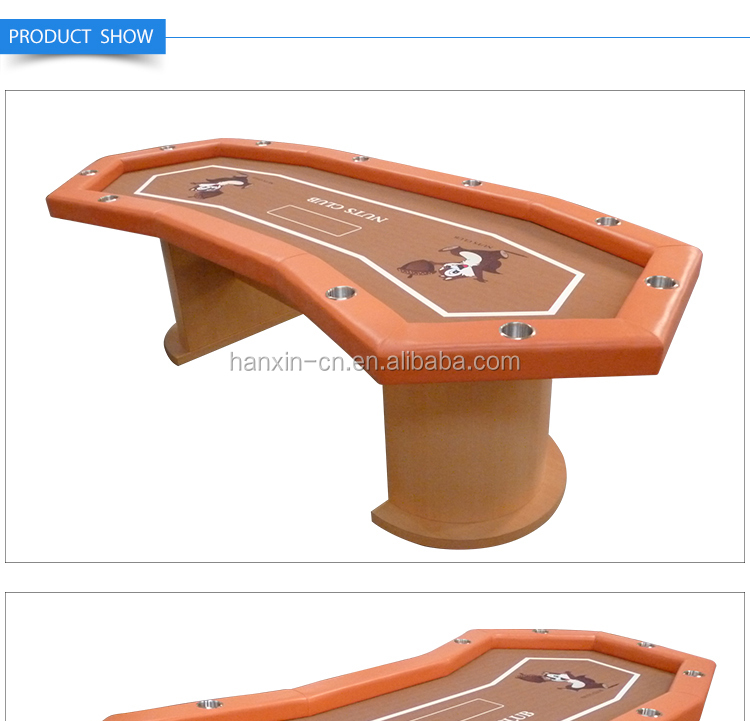 Small size poker table dining poker table home